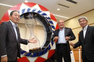 20160525日本一の砂時計試作機お披露目 019