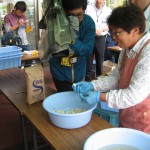 20150619鳥取空港ラッキョウ収穫祭 028