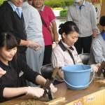 20150619鳥取空港ラッキョウ収穫祭 019